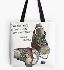 Hockey Tote Bag