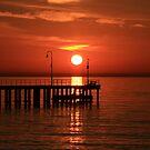 A Dromana Sunset  by spike