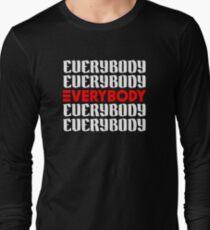 red white e name T-Shirt