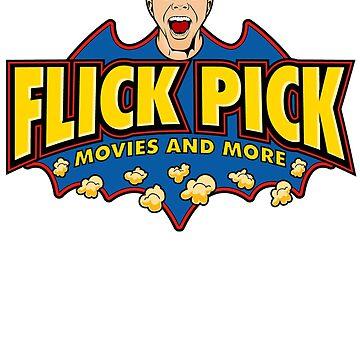 Flick Pick official logo  by JohnFlickster