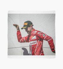 Ferrari Formula 1 Hungary 2017 Scarf