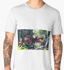 Wedge-tailed Eagle Men's Premium T-Shirt