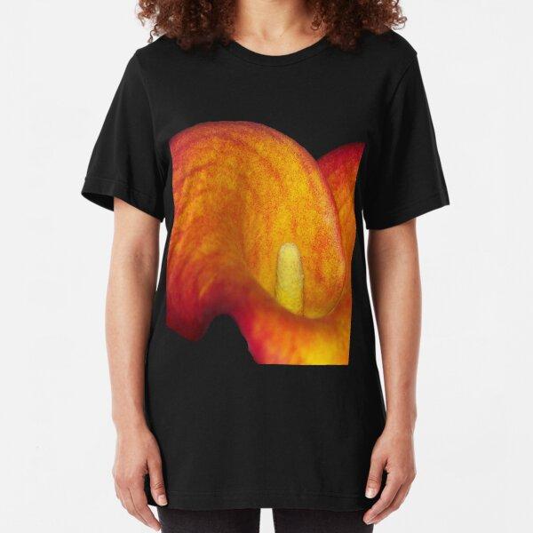 Flame Slim Fit T-Shirt