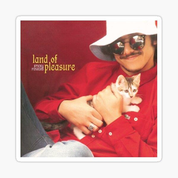 Land of Pleasure Sticker