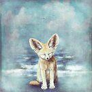 A Fennec's Dream by Paula Belle Flores