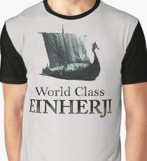 world class einherji 2 Graphic T-Shirt
