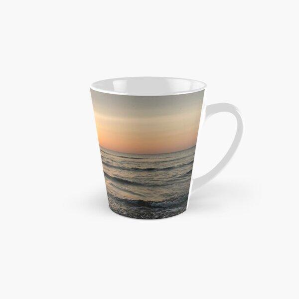 Sunrise on the beach Tall Mug