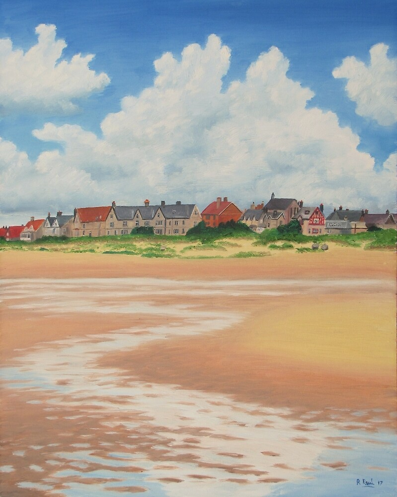 Alnmouth by Richard Paul
