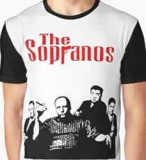the sopranos Graphic T-Shirt