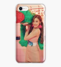 tiffany snsd iPhone Case/Skin