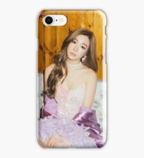 holiday night - snsd tiffany iPhone Case/Skin