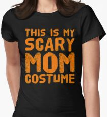 this is my scary mom costume T-Shirt