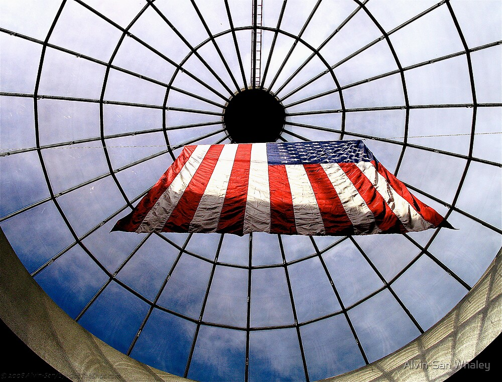 US Overhead by Alvin-San Whaley