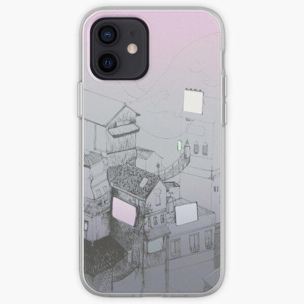 City  iPhone Soft Case