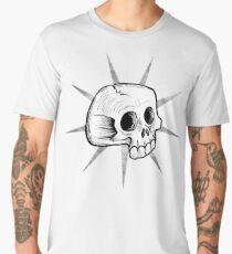 Punk Skull Men's Premium T-Shirt