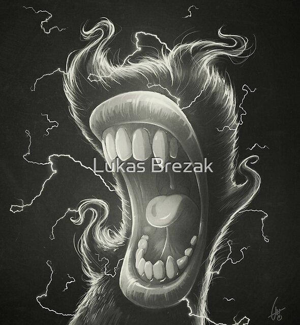 Mouth by Lukas Brezak