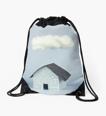 Eine Wolke über dem Haus Turnbeutel