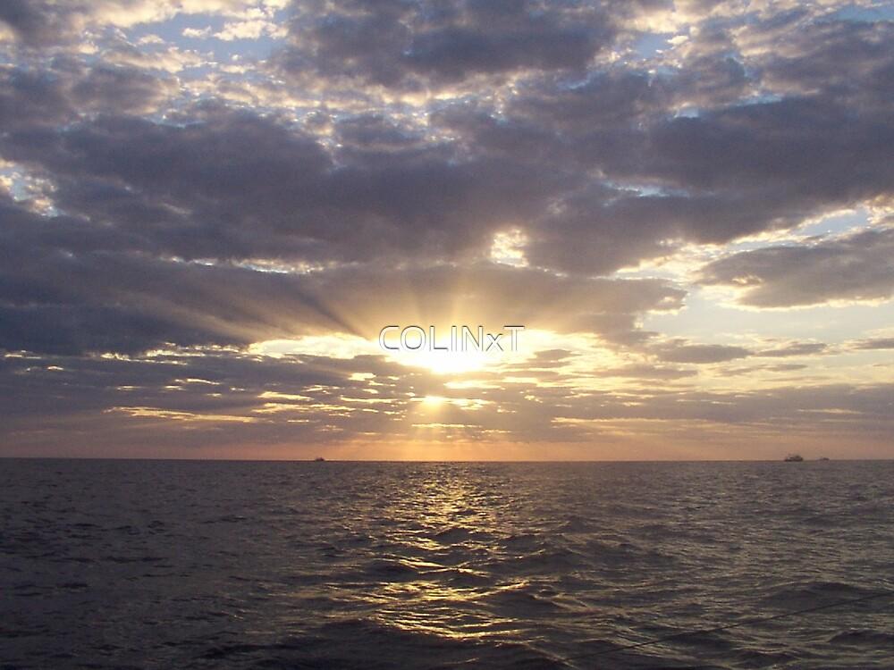 Sun Rise VI by COLINxT