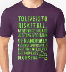 Rick & Morty - Inert chunk  T-Shirt
