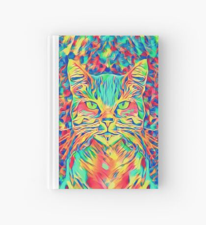 Color Cat Hardcover Journal