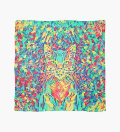 Color Cat Scarf