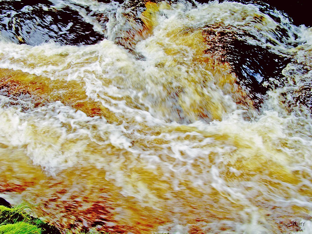 Turbulent Waters by Lee Kerr