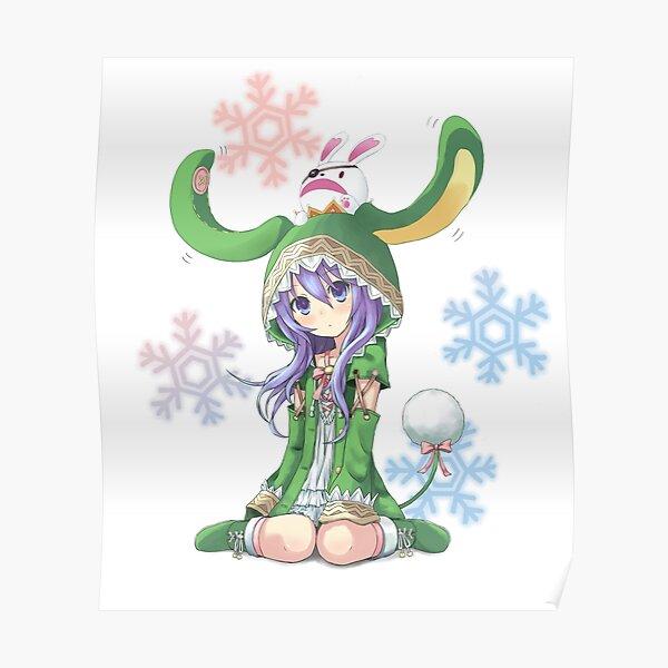 Date A Live - Yoshino Poster