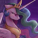 Princess Celestia by kodabomb