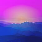 Australia mountains by elfelipe