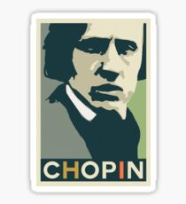 Chopin Sticker