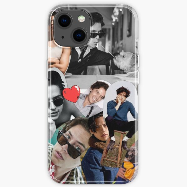 Cole sprouse iPhone Soft Case