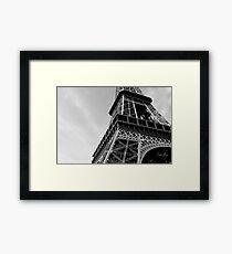 City of Love Framed Print