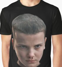 Stranger Things - Eleven Graphic T-Shirt