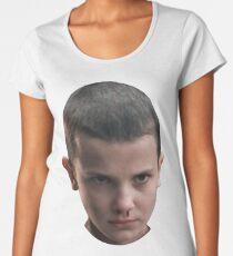 Stranger Things - Eleven Women's Premium T-Shirt