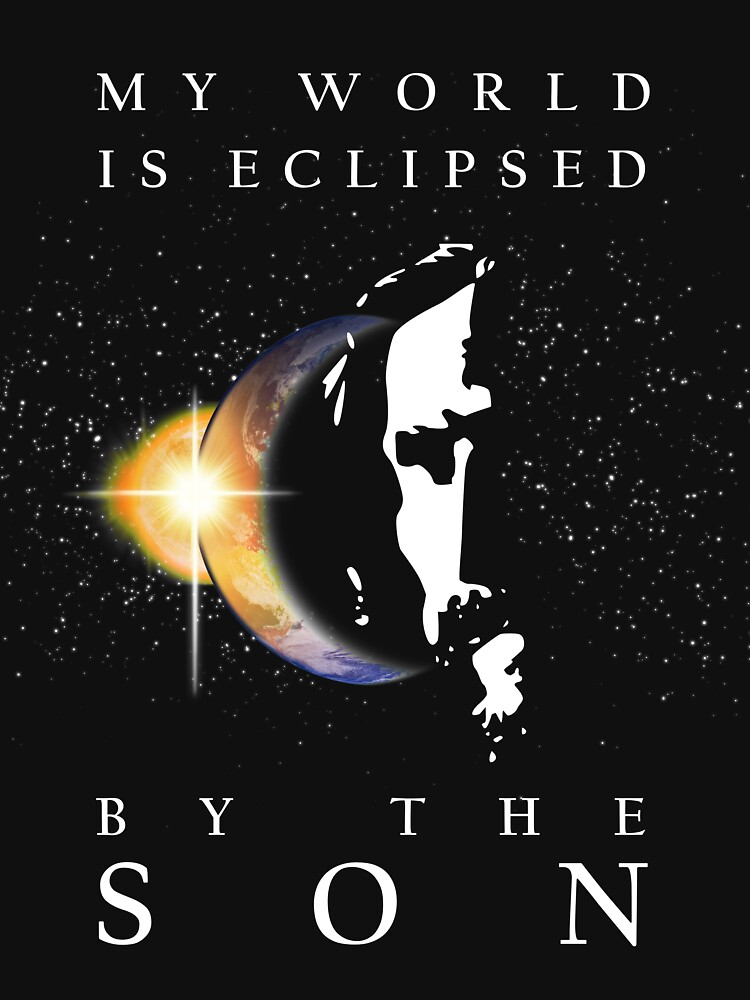 My World Is Eclipsed By The Son by vince58