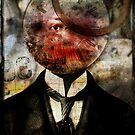 Mr Clockman by francoise