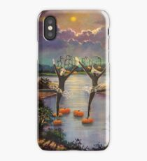 All Hallows' Eve iPhone Case/Skin