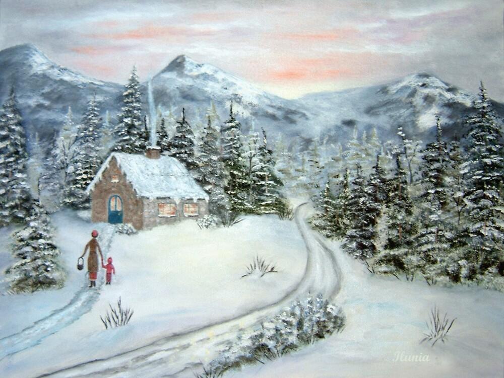 Serenity  by Ilunia Felczer