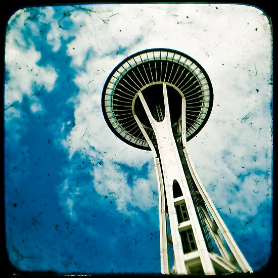Dirty Needle, Seattle Washington by HouseofSixCats