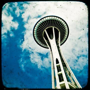 Dirty Needle, Seattle Washington by HouseofSixCats