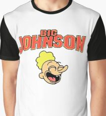 Big Johnson (Rick and Morty) Graphic T-Shirt