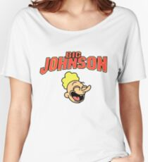 Big Johnson (Rick and Morty) Women's Relaxed Fit T-Shirt