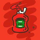 «Splatoon 2 Team Ketchup Splatfest» de maziero