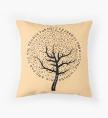 Did You Search For Me? {Pierce The Veil} Throw Pillow