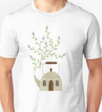 Blooming kettle house Unisex T-Shirt