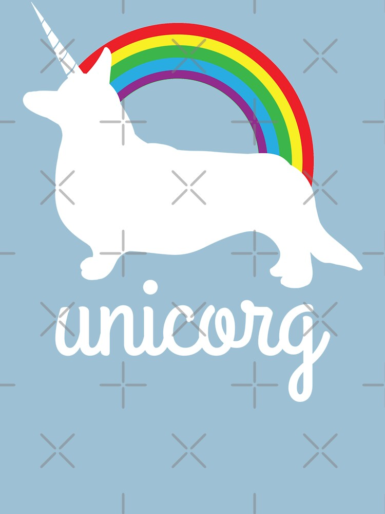Funny Unicorg by lolotees