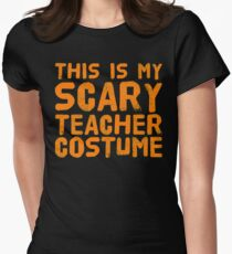 this is my scary halloween costume T-Shirt