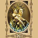 Our Lady of Graces by fajjenzu