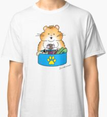 Iodine The Hungry Hamster | Unisex Tops Classic T-Shirt