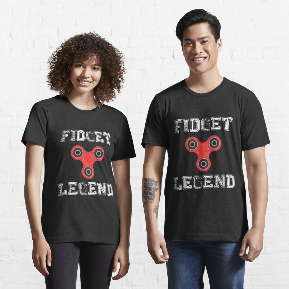 Fidget Legend Tee Shirt for Spinning Masters Essential T-Shirt